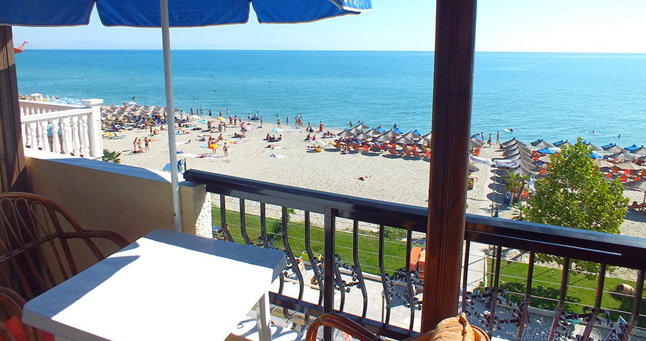Grcka leto Olimpic beach Pantheon beach 3