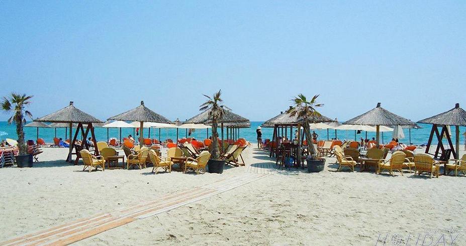 Grcka leto Olimpic beach Pantheon beach 7