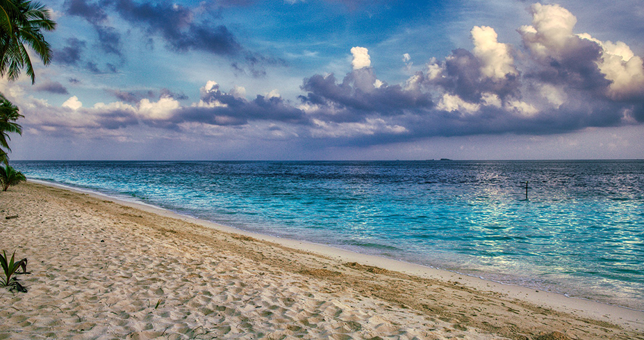 rajski maldivi